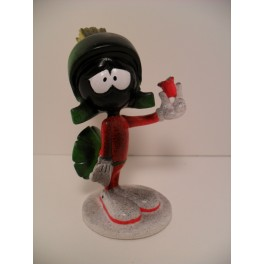 Marvin the Martian Blown Up PVC Figure
