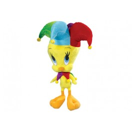 Tweety in Jester Outfit 12-inch Stuffed Toy