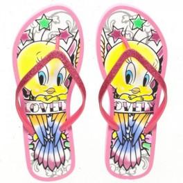 Tweety Adult Flip-Flops