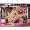 Space Jam Tune Squad vs Monstars Full Court Gift Set including Basketball Court