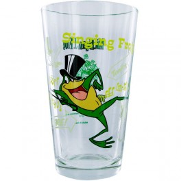 Looney Tunes Michigan J Frog Pint Glass
