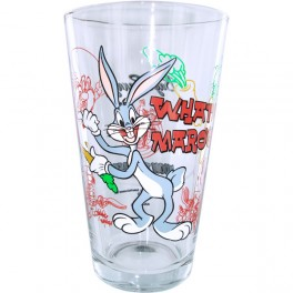 "Looney Tunes Bugs Bunny ""Toon Tumblers"" Pint Glass"