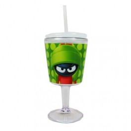 Marvin the Martian Insulated Goblet with Lid