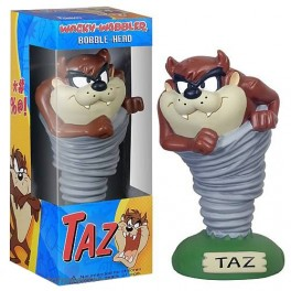 Taz the Tasmanian Devil Wacky Wobbler Bobble Head