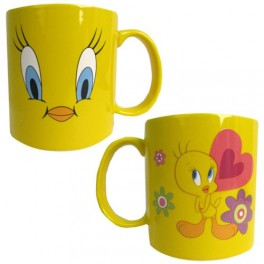 Tweety Bird 14 oz. Face Mug