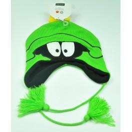 Marvin the Martian Peruvian Beanie Hat Cap