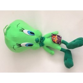 Green Tweety Bird 12-inch Stuffed Toy