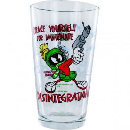 Marvin the Martian Pint Glass