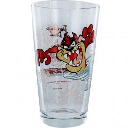 Taz Cyclone Pint Glass